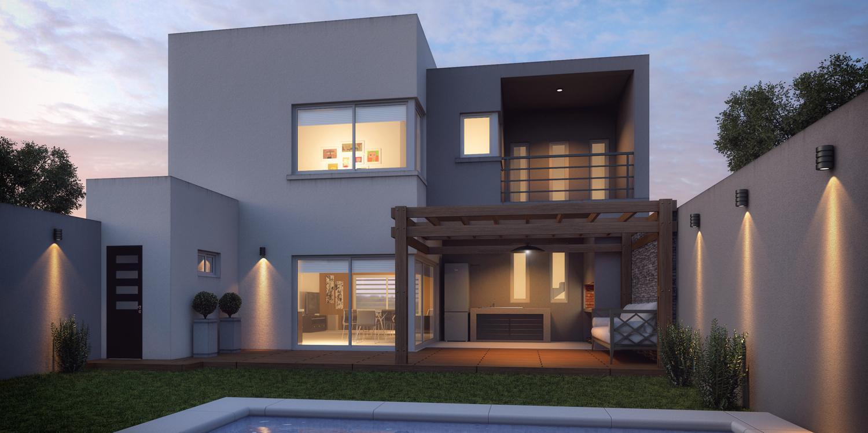 Diseo casa 3d diseno casas d diseno exterior de la blanca for Casas de diseno grafico en la plata